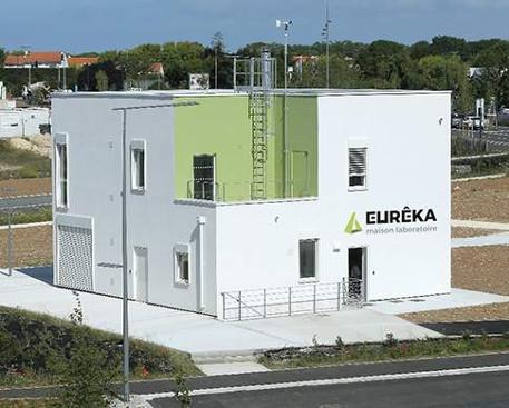 Eurêka maison laboratoire